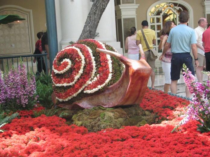 Bellagio Flower Garden, Las Vegas
