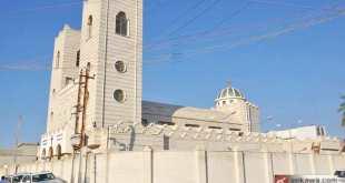 افتتاح كنيسة مار كيوركيس الشهيد في منطقة الدورة في بغداد بعد اعادة تشييدها