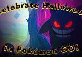 Pokemon Go Celebrate Halloween - هالووين بوكيمون جو