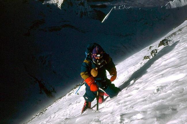 Corredor Lamber, Everest.