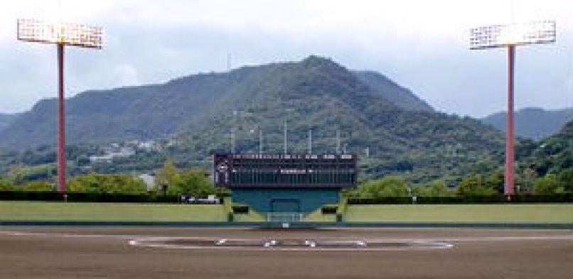 【座席表】レクザムスタジアム(香川県営野球場)