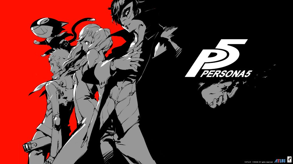 Persona 5's Latest Opening Animation