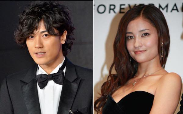Jin Akanishi and Meisa Kuroki Expecting Second Child