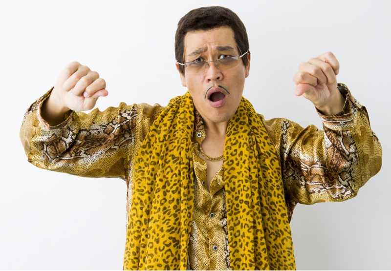 "Viral star Piko-Taro is ready to release his 25-song debut album ""PPAP"""