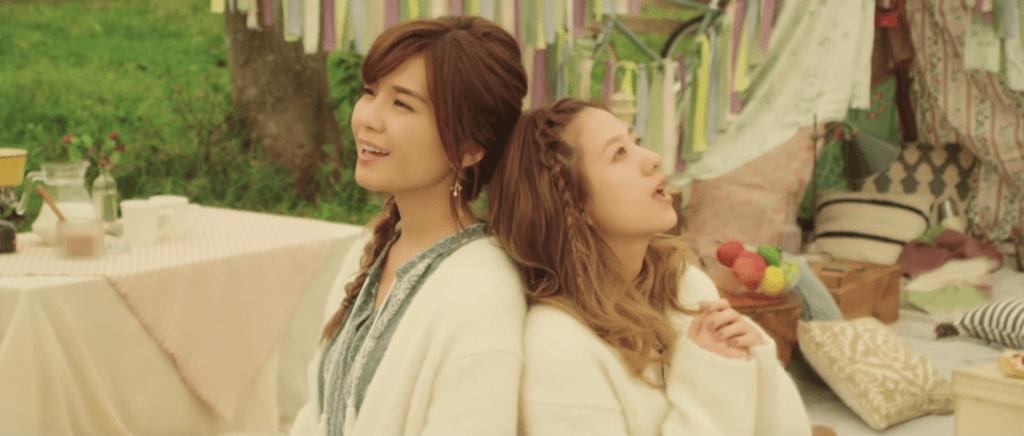 """AAA Misako Uno bids farewell to Chiaki Ito in """"Cocoa"""" MV"""