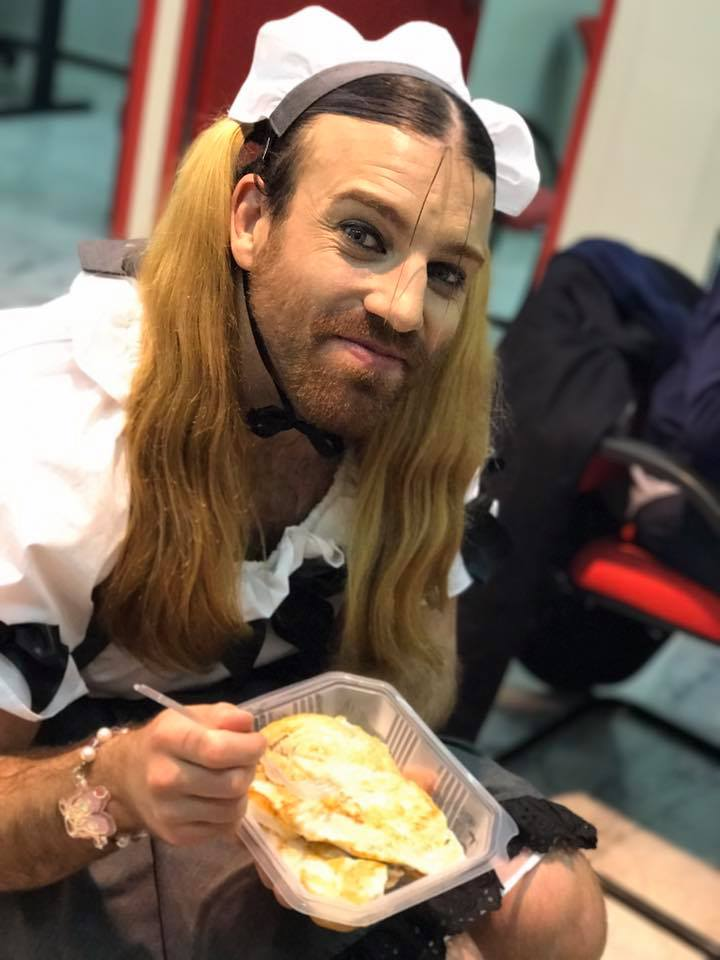 LADYBEARD teases upcoming project at Japan Weekend Madrid!