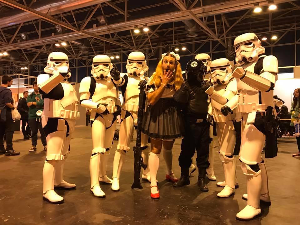 ladybeard stormtroopers
