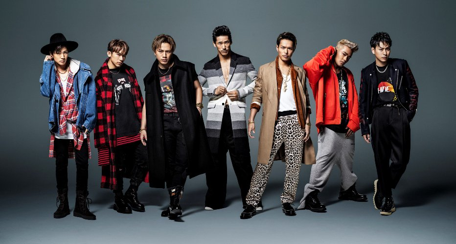 "Watch Sandaime J Soul Brothers COOL new MV for ""J.S.B. LOVE"""