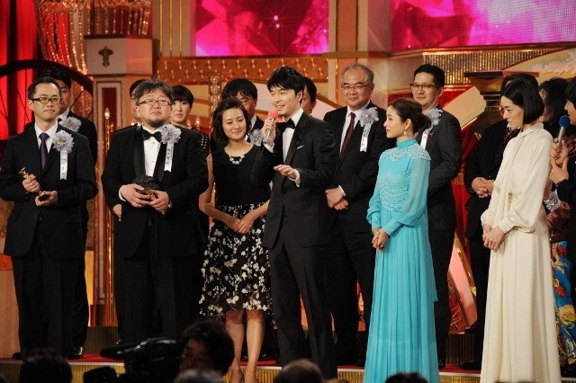 Winners Announced for the 40th Japan Academy Prize