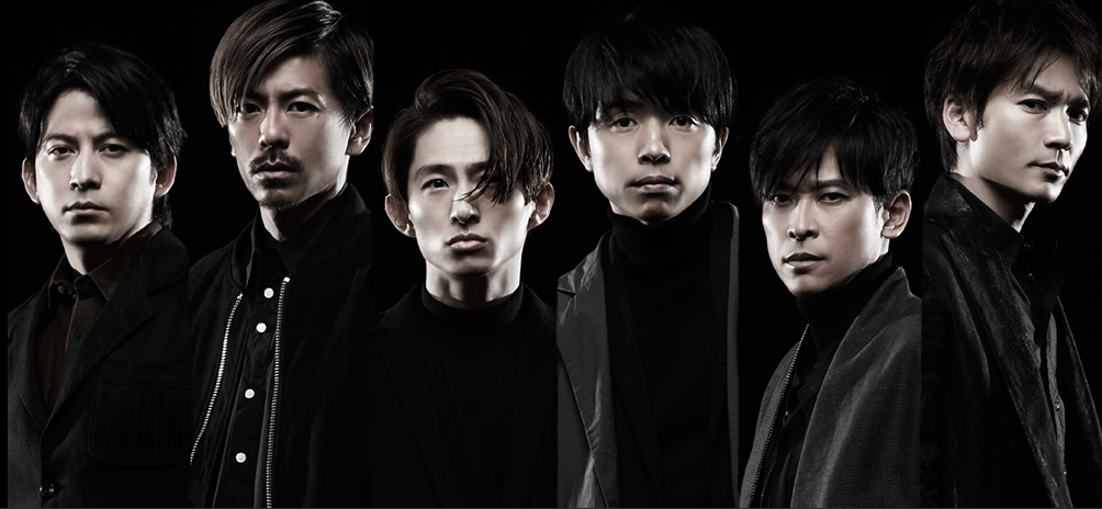 """V6 prove they've still got it with new single """"Can't Get Enough / Hanahirake"""""""
