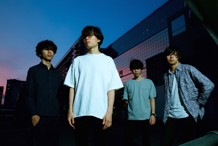 """asayake no ato show us the way home in their Music Video for """"Movielike"""""""