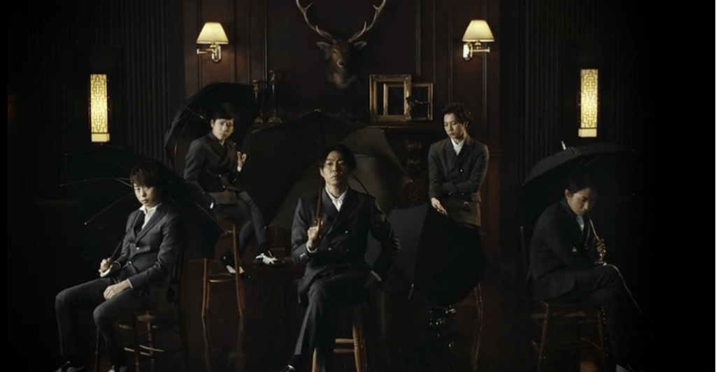 """Arashi releases """"I'll be there"""" PV"""