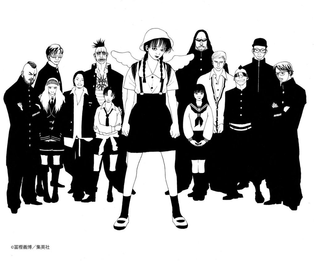 Jun Togawa with Vampillia Release Gorgeous Music Video