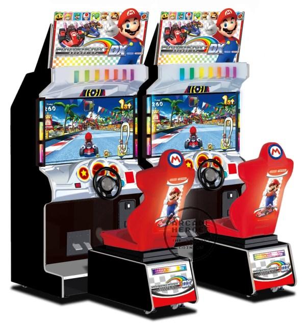 Mario Kart Arcade GP DX Cabinet