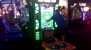 New Videmption Game Gridiron Blitz in Action