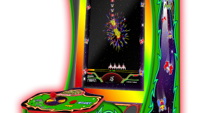 Galaga Returning To The Arcade With Galaga Assault