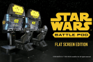 Star Wars Battle Pod Flat Screen Edition Trailer