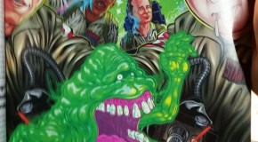 Ghostbusters Pinball To Debut At Amusement Expo International 2016