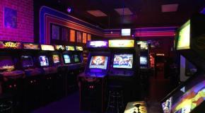 New Arcades: Tilt Studio (AZ); Flynn's Retrocade (UT); High Scores #2 (CA)