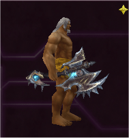 Friday Top 5: Transmog Axes (1H) (1/5)
