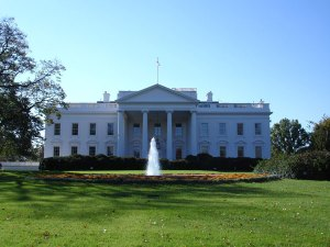 The White House image