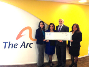 MetLife presents The Arc with $25,000