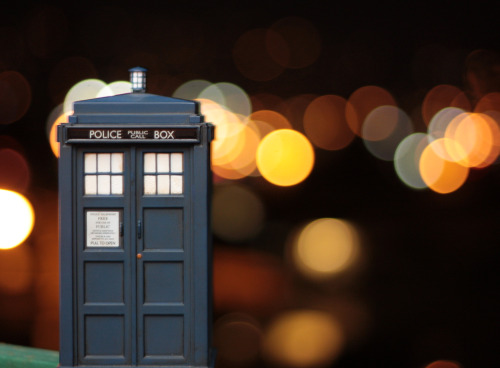 TARDIS Bokeh