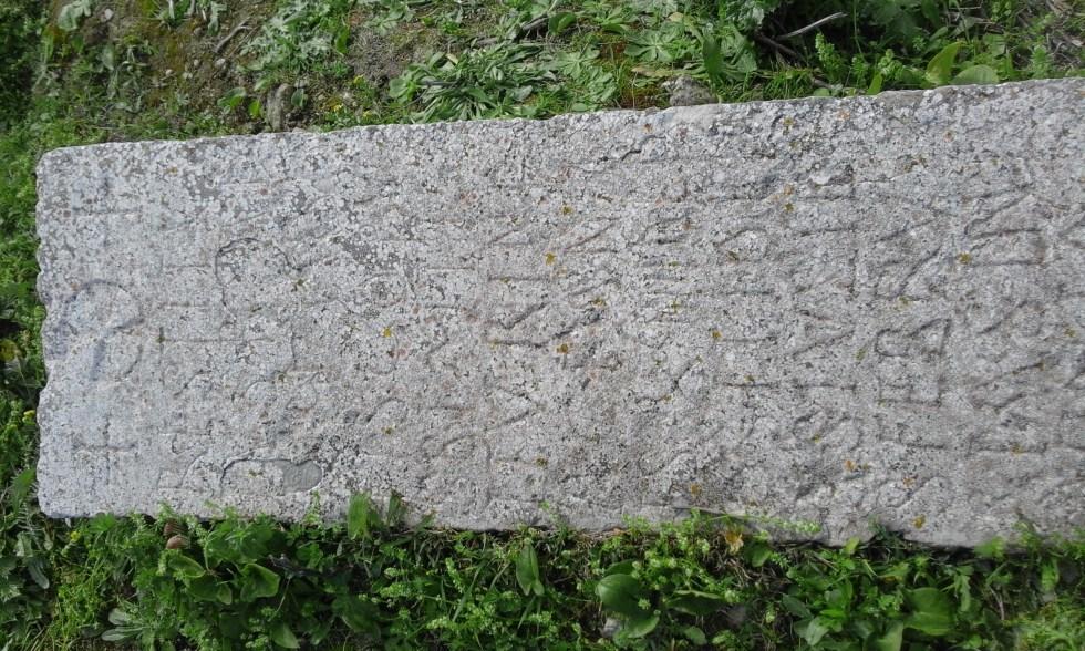 epigraphie chretienne Belalis Maior
