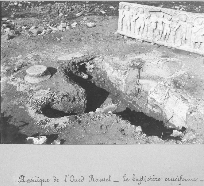 Baptistere Oued-Ramel