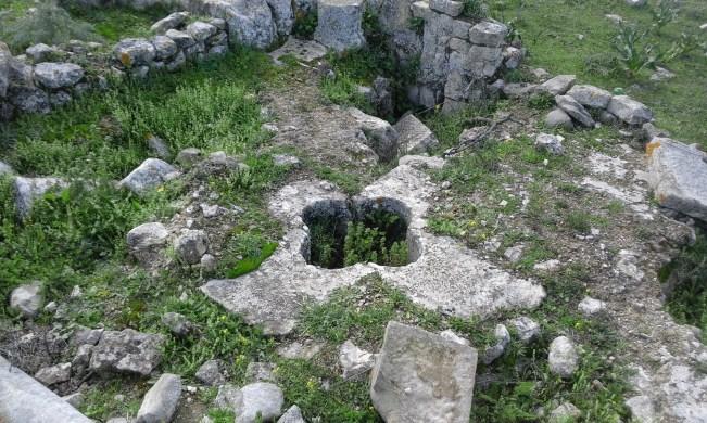 Baptistere de Bellalis Maior
