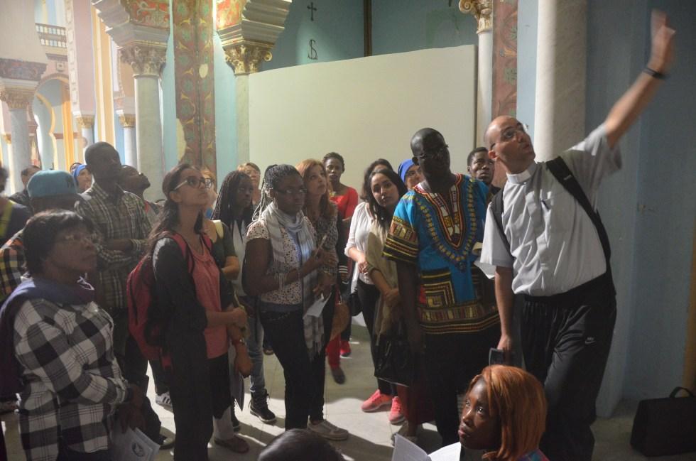 Cathédrale de Tunis 2016
