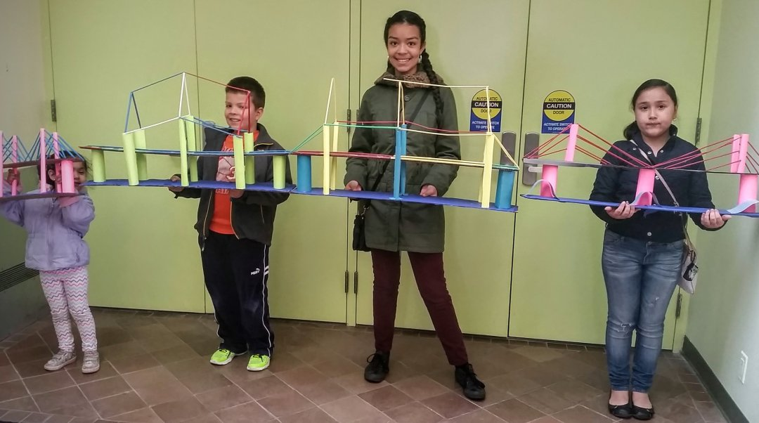 bridges at New Rochelle Public Library