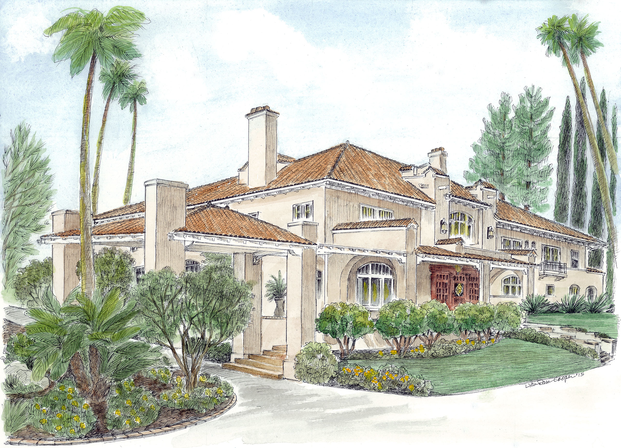 Fullsize Of Pasadena Showcase House