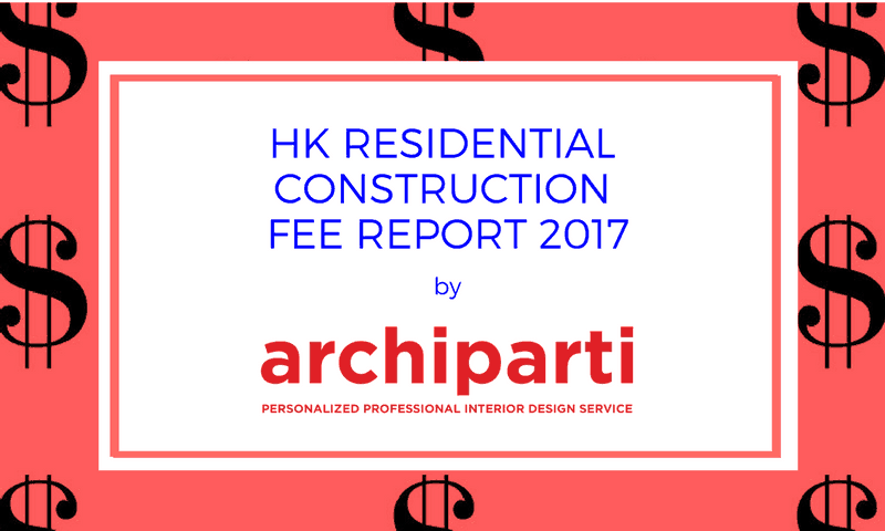 Home renovation costs guideline in Hong Kong 2017