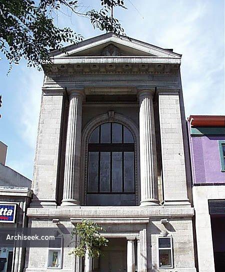 Former Bank of Commerce
