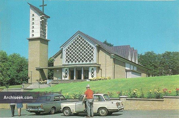 1966 st joseph 39 s church ballyjamesduff co cavan for Modern homes ballyjamesduff