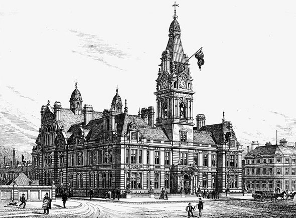 1884 widnes public buildings cheshire architecture of for Home architecture widnes