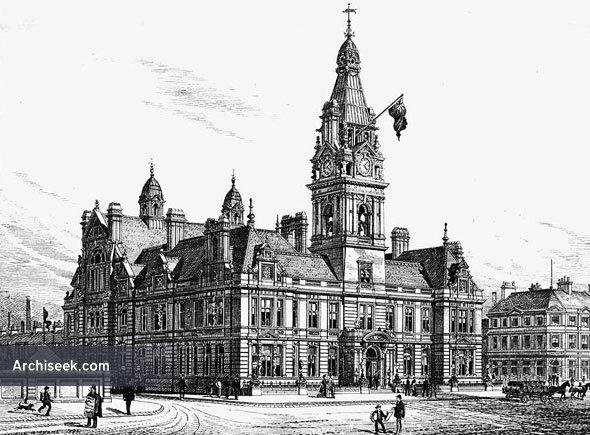 Home Architecture Widnes Of 1884 Widnes Public Buildings Cheshire Architecture Of
