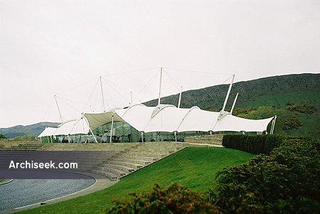 Dynamic Earth Centre, Edinburgh
