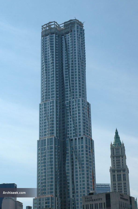 2010 Beekman Tower New York Architecture Of New York