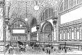 Pennsylvania Railroad Station, New York