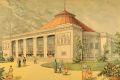 Festival Hall, or Choral Hall