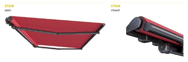 stein awning system details