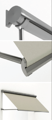 pivot arm awning images