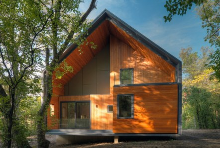 The Matchbox House, Michigan / USA by ba-u