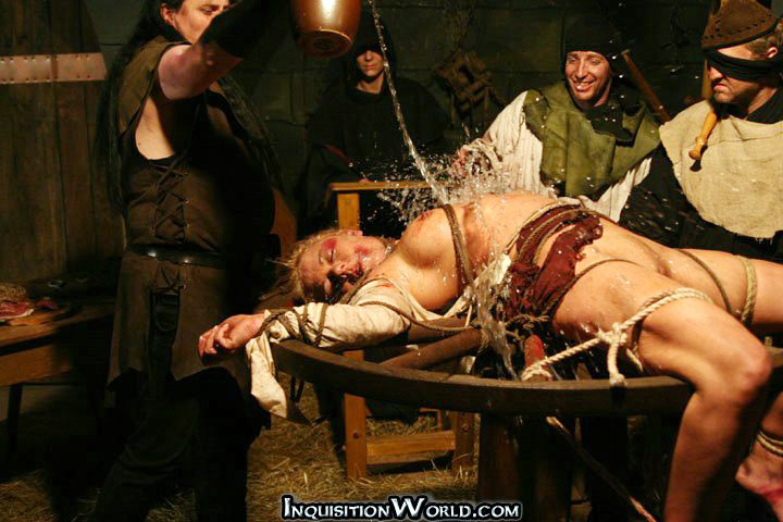 inquisition of naked women