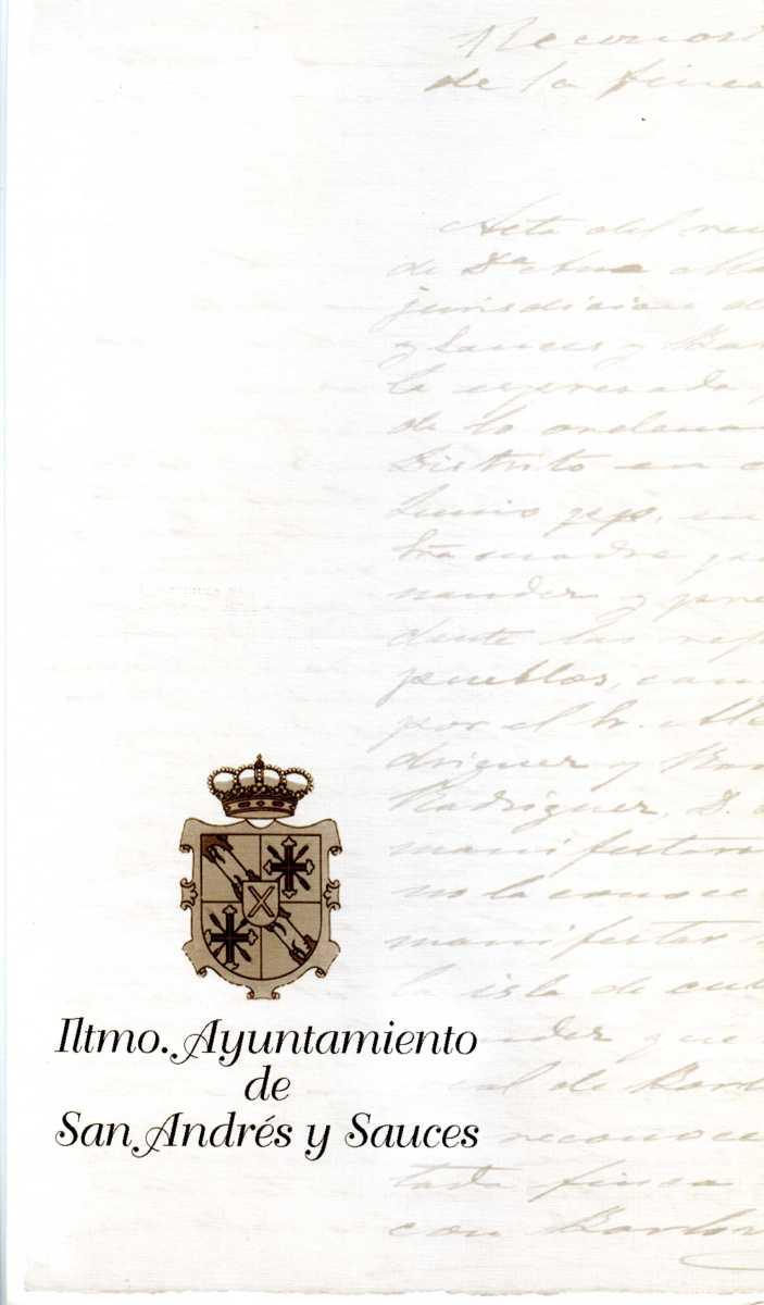 28. Programa de la Exposición Documental y Fotográfica de San Andrés y Sauces, organizada en 1999 (12)