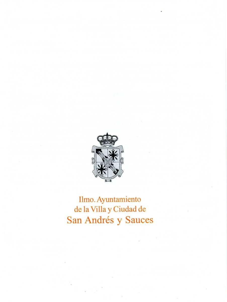32. Programa de la I Semana Cultural de San Andrés y Sauces. Rocoge la Exposición Documental y Fotográfica de 1999 (4)