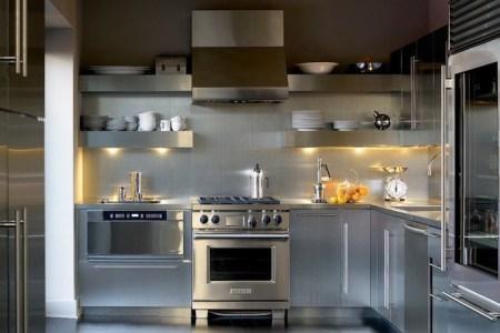 etagere cuisine design metal pros