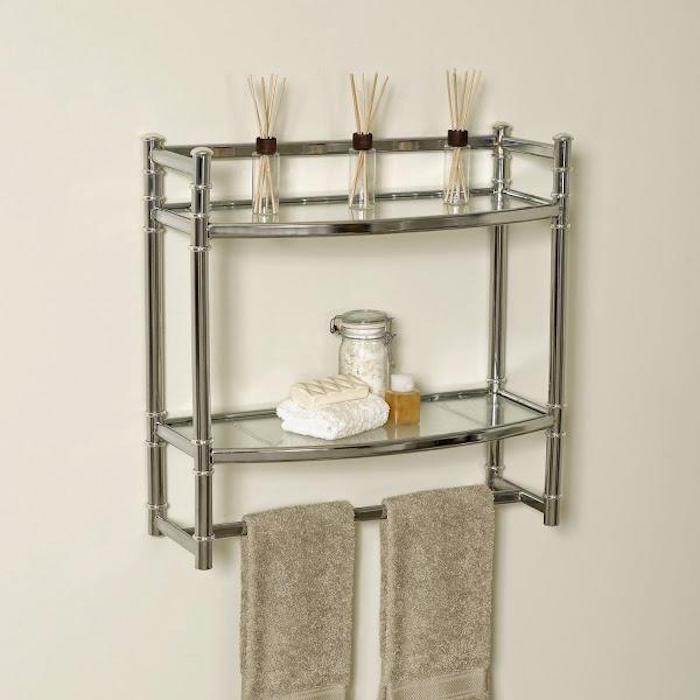 Colonne rangement wc finest petite colonne de rangement etagere originale meuble colonne with - Colonne etagere ikea ...
